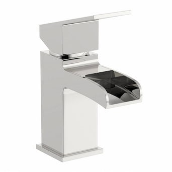 Escala Waterfall Basin Mixer Tap Special Offer
