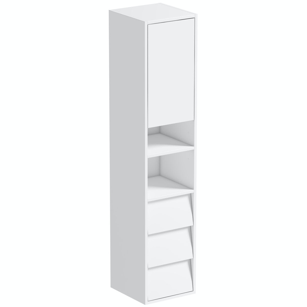 Mode Cooper white side cabinet