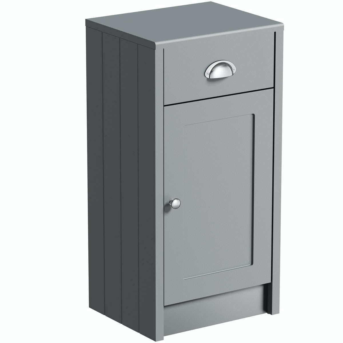 Dulwich grey storage unit
