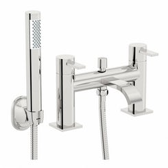 Flex bath shower mixer tap