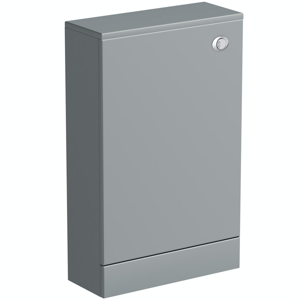 Orchard Derwent stone grey back to wall toilet unit