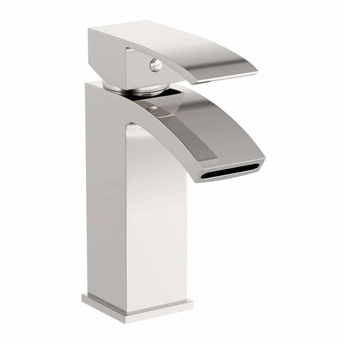Orchard Wye basin mixer tap