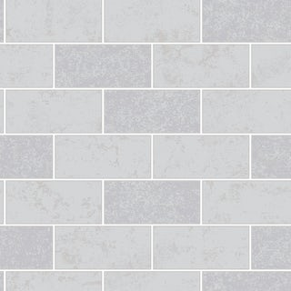 Ceramica Subway Glitter Tile - Grey
