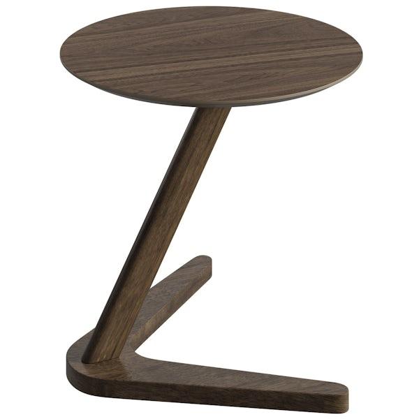 Logan Walnut Occasional Table