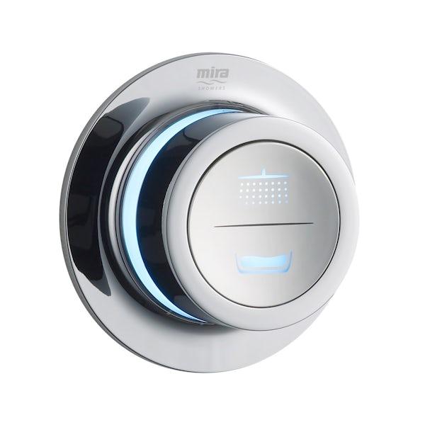 Mira Mode digital shower and bath filler standard