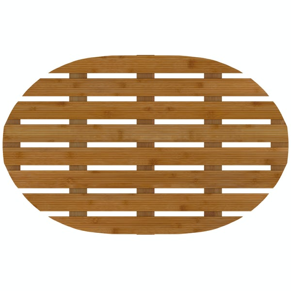 Orchard Bamboo round slatted duck board