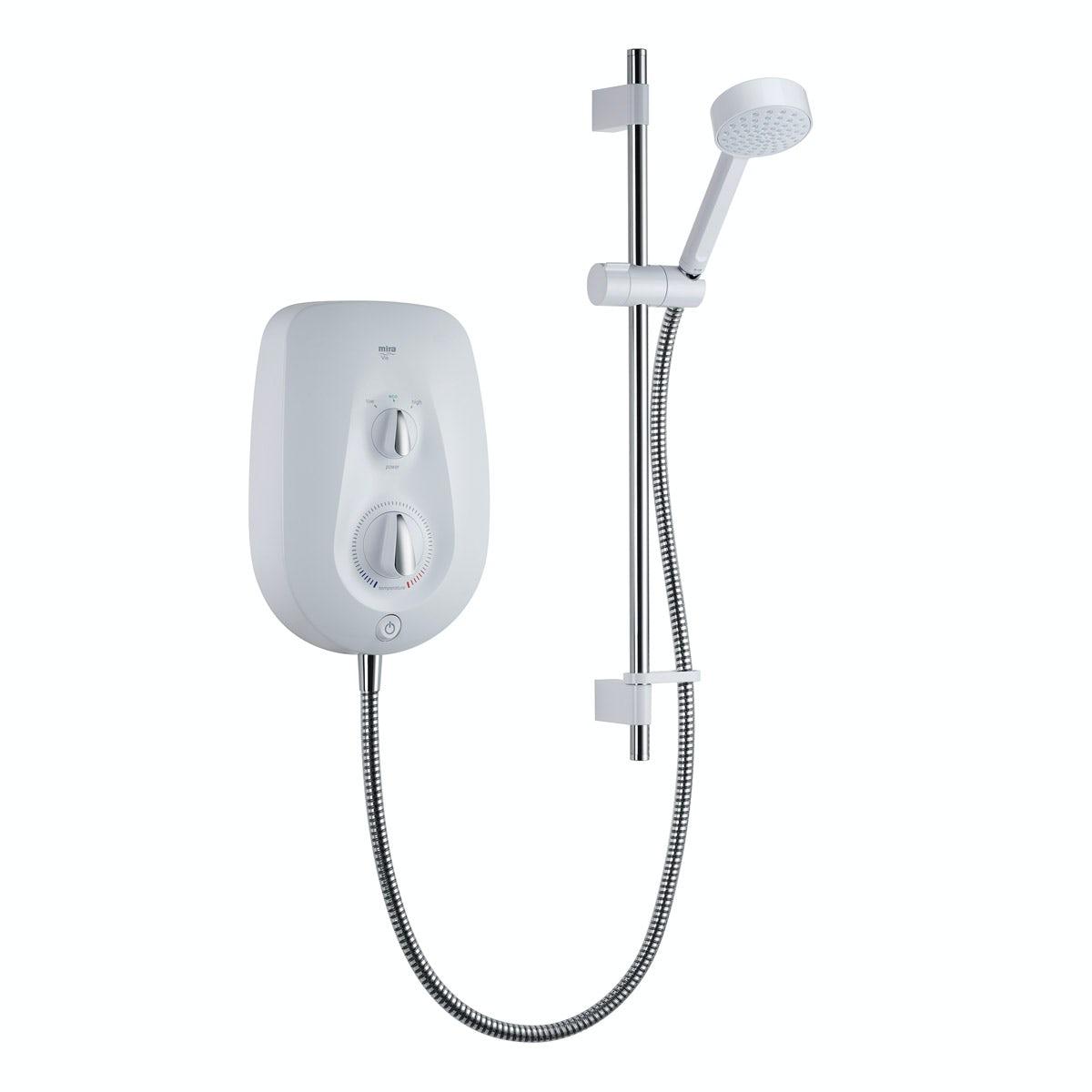 Mira Vie 9.5kw electric shower