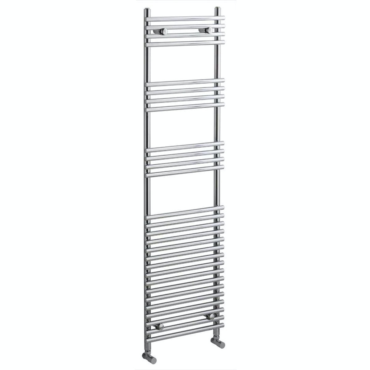 Orchard Derwent heated towel rail 1650 x 450 offer pack