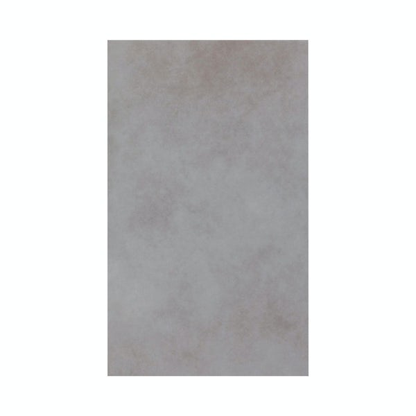 Laura Ashley plain dove grey wall & floor tile 298mm x 498mm