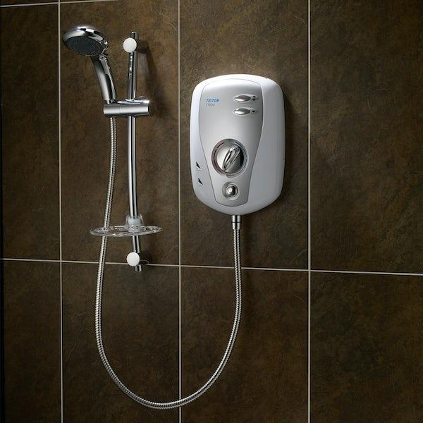 Triton T100XR 10.5kw electric shower