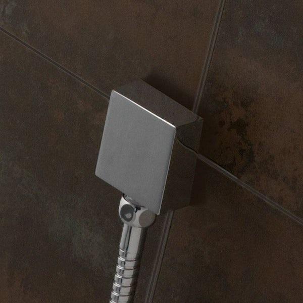 Square Shower Outlet
