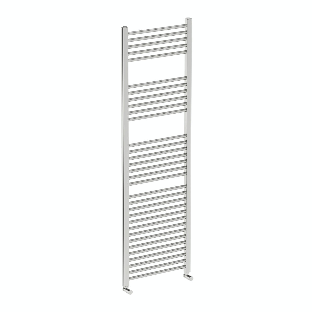 Orchard Eden round heated towel rail 1600 x 500 offer pack