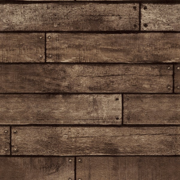 Wooden Plank Sidewall - Gold
