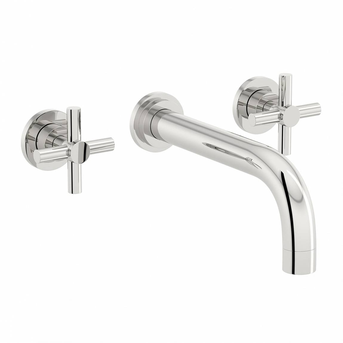 Tate Wall Mounted Basin Mixer