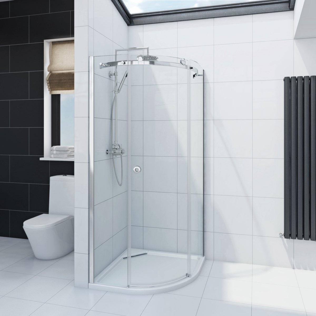 Shower Enclosure Buying Guide | VictoriaPlum.com