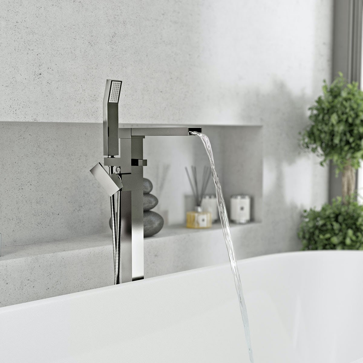 Carter Freestanding Bath Filler