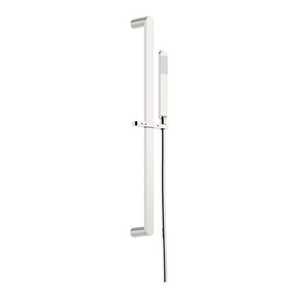 SmarTap black smart shower system with complete round ceiling shower bath set