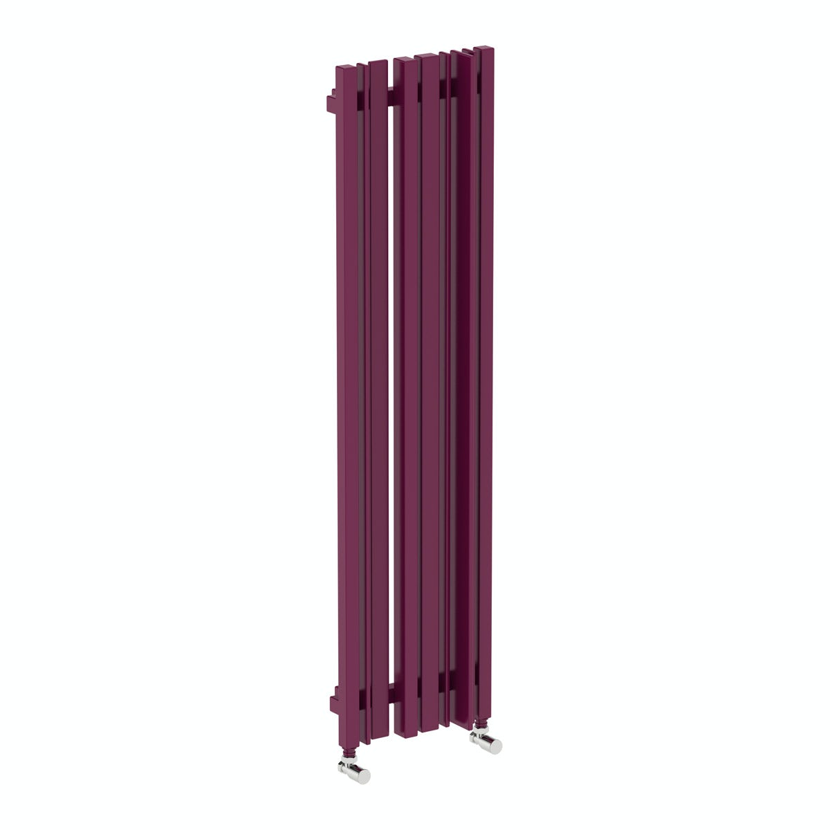 Sherwood purple violet vertical radiator 1300 x 330