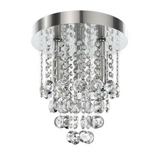Forum Lenah 260mm flush bathroom ceiling light