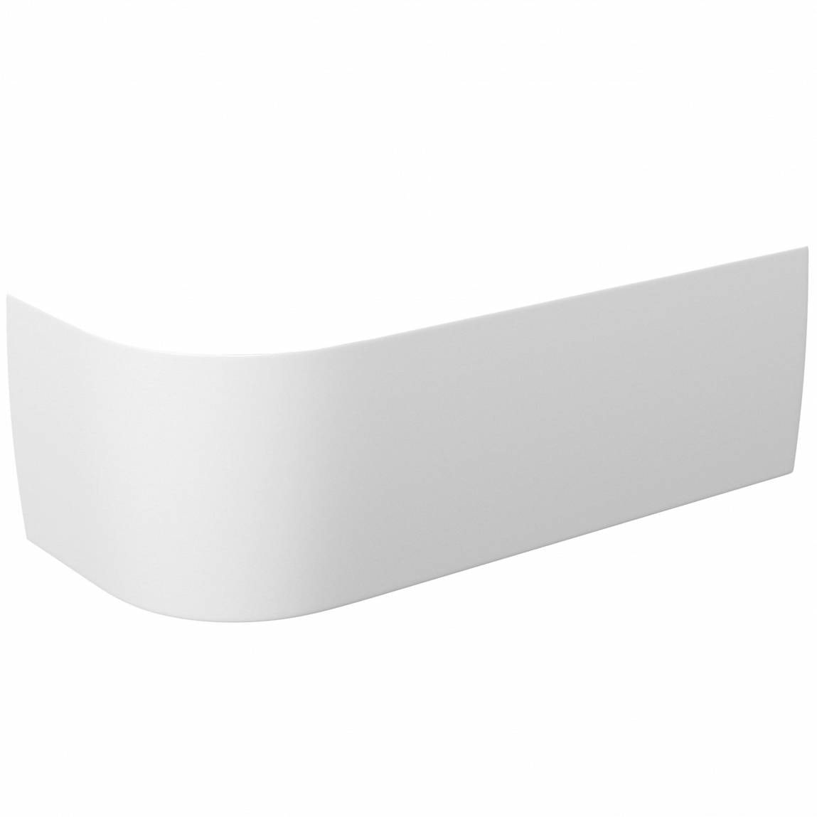 Orchard Elsdon D shaped right handed single ended bath panel