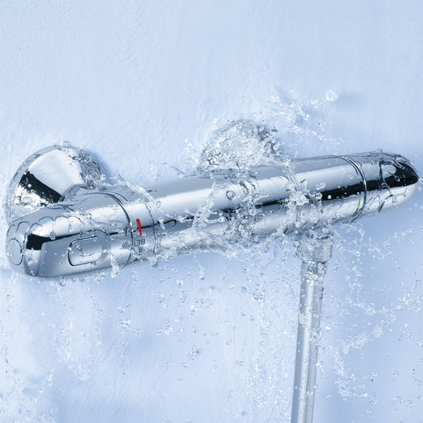 Grohe Grohtherm 1000 thermostatic shower valve