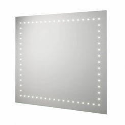 Polaris LED bathroom mirror 800 x 670