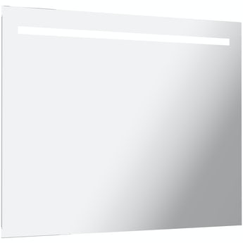 Mode Rossi LED Mirror with under light 800mm
