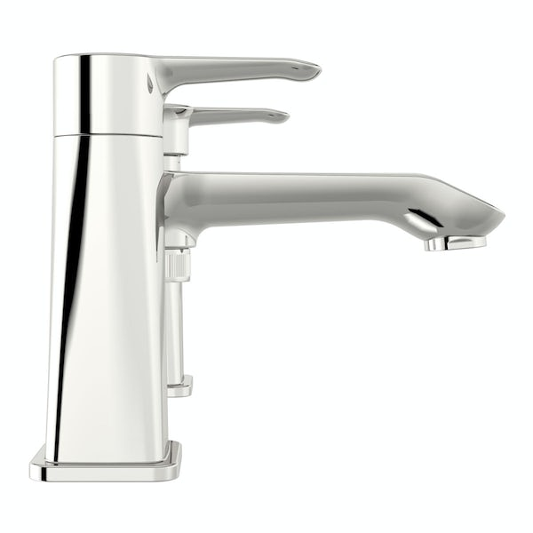 Wave Bath Shower Mixer