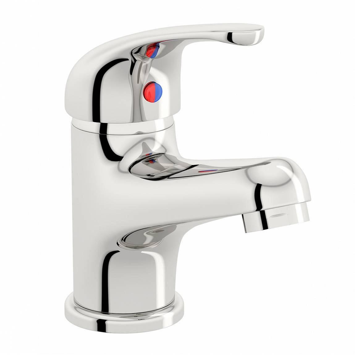 Clarity cloakroom basin mixer tap