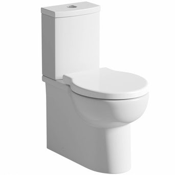 Madison Close Coupled Toilet inc Luxury Soft Close Seat Special Offer