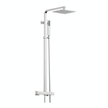 Orchard Wye thermostatic bar valve shower system