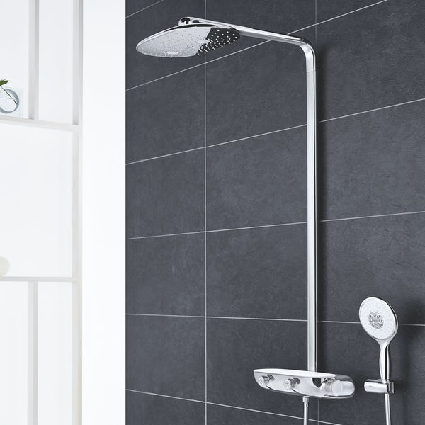 Grohe Rainshower® SmartControl 360 mono shower system