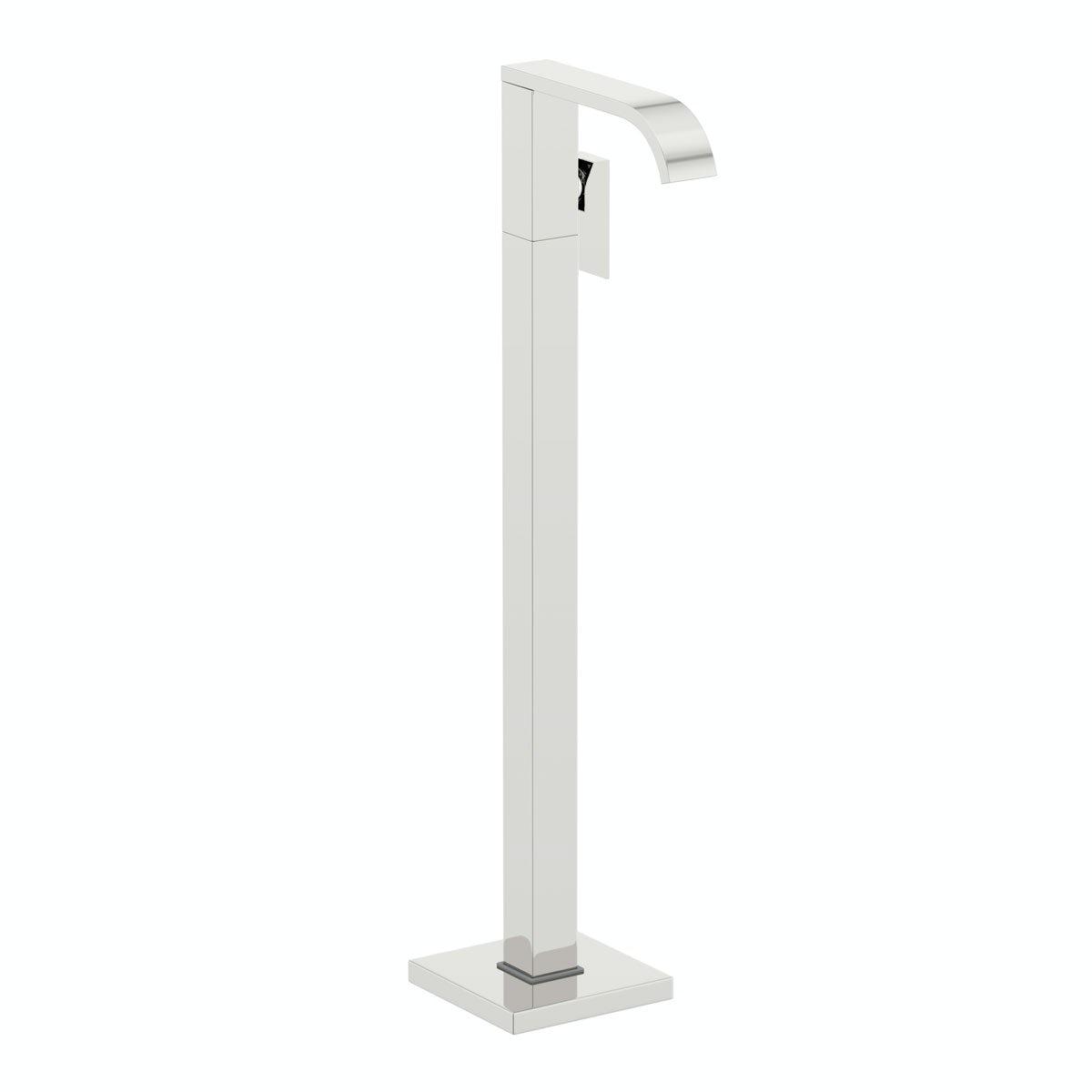 Mode Flex freestanding bath filler tap