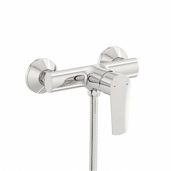 Langdale Manual Single Lever Shower Valve