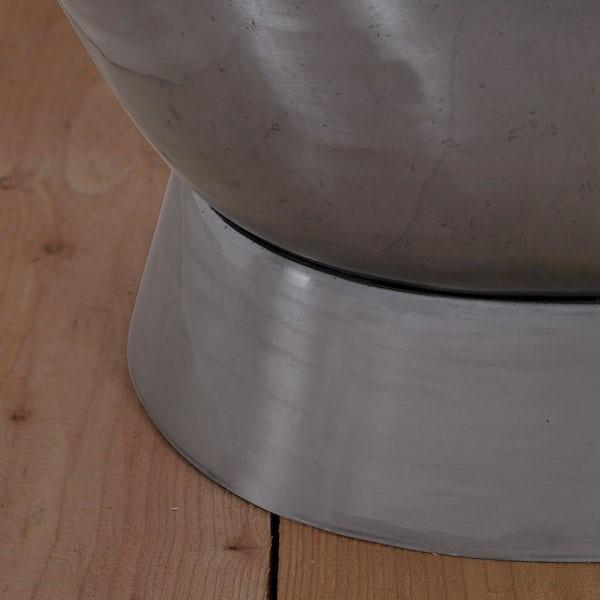 The Bath Co. Stirling polised cast iron bath