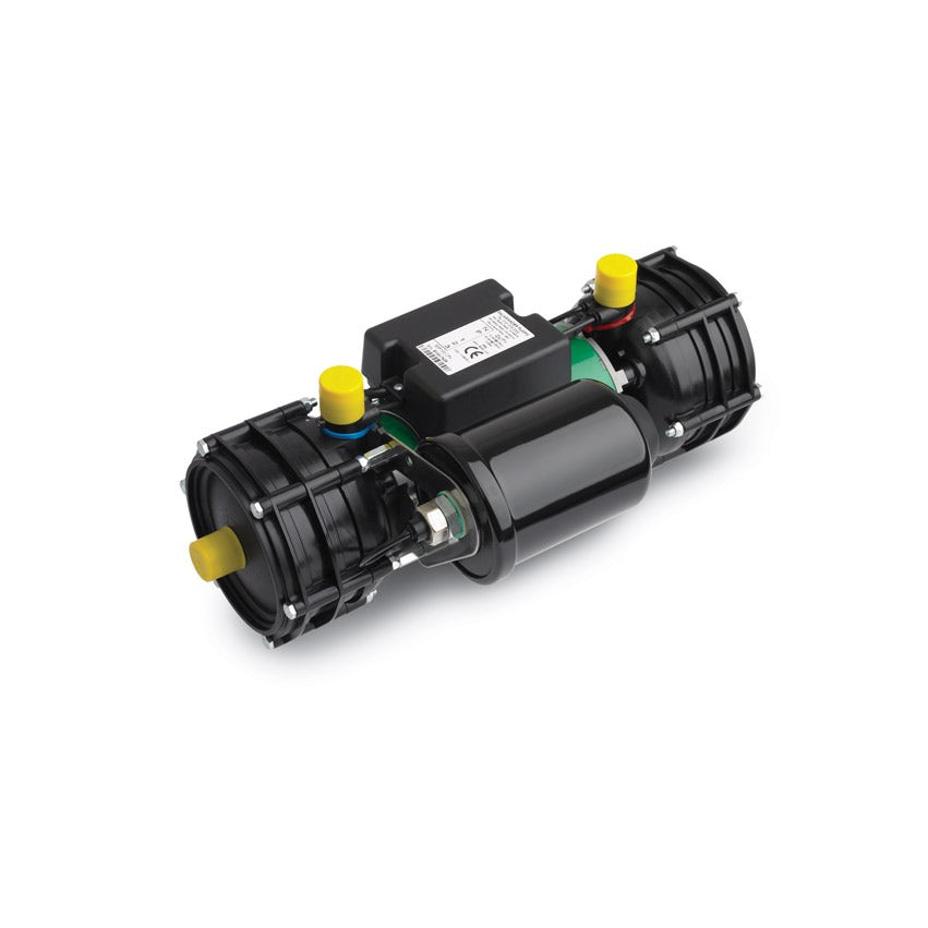 Salamander esp100 twin shower pump