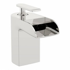 Reinosa waterfall bath mixer tap