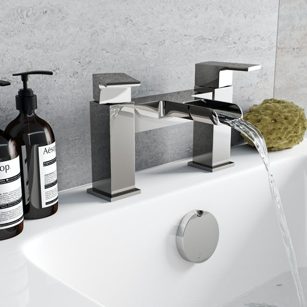 Carter Waterfall Bath Mixer
