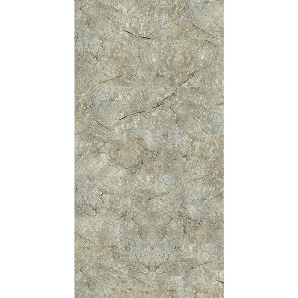 Multipanel Classic Antique Marble unlipped shower wall panel 2400 x 1200