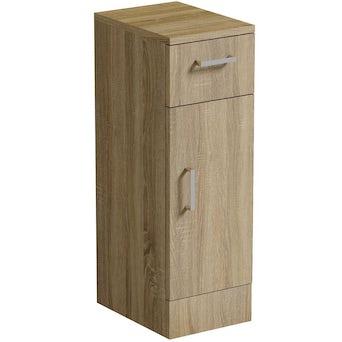 Sienna Oak Storage Unit 330 Special Offer