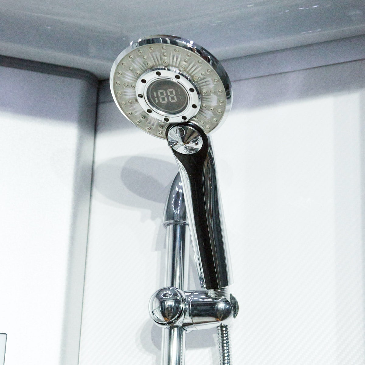 Insignia digital hand shower