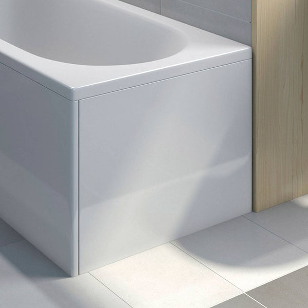 Evesham 750 Bath End Panel