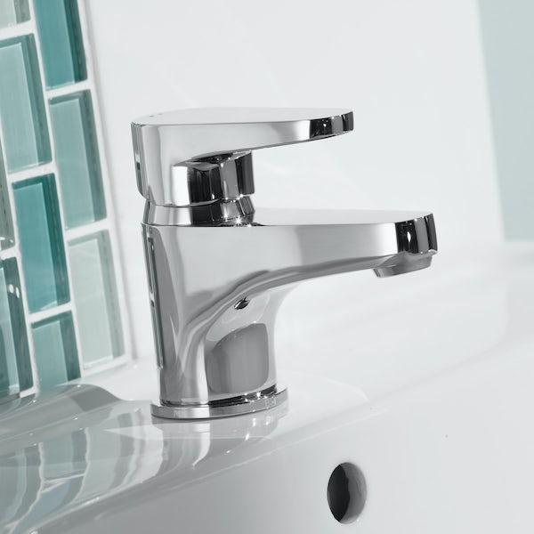 Bristan Quest basin mixer tap