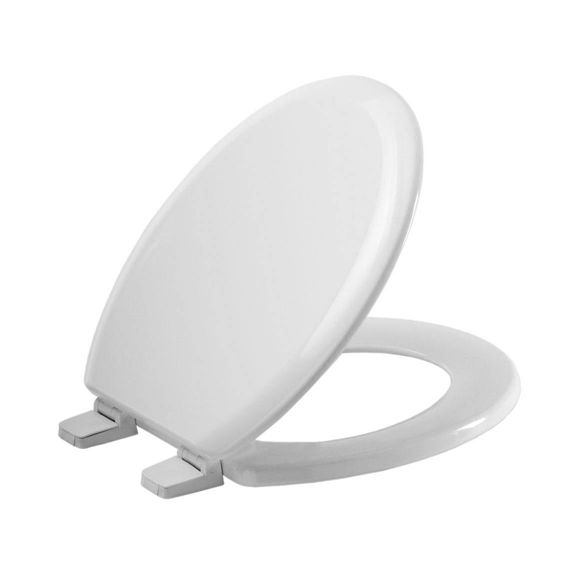 wooden white toilet seat.  White Wooden Toilet Seat VictoriaPlum Com
