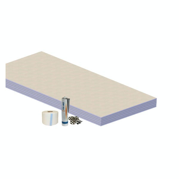Waterproof Wall Kit  4.32 Sq M