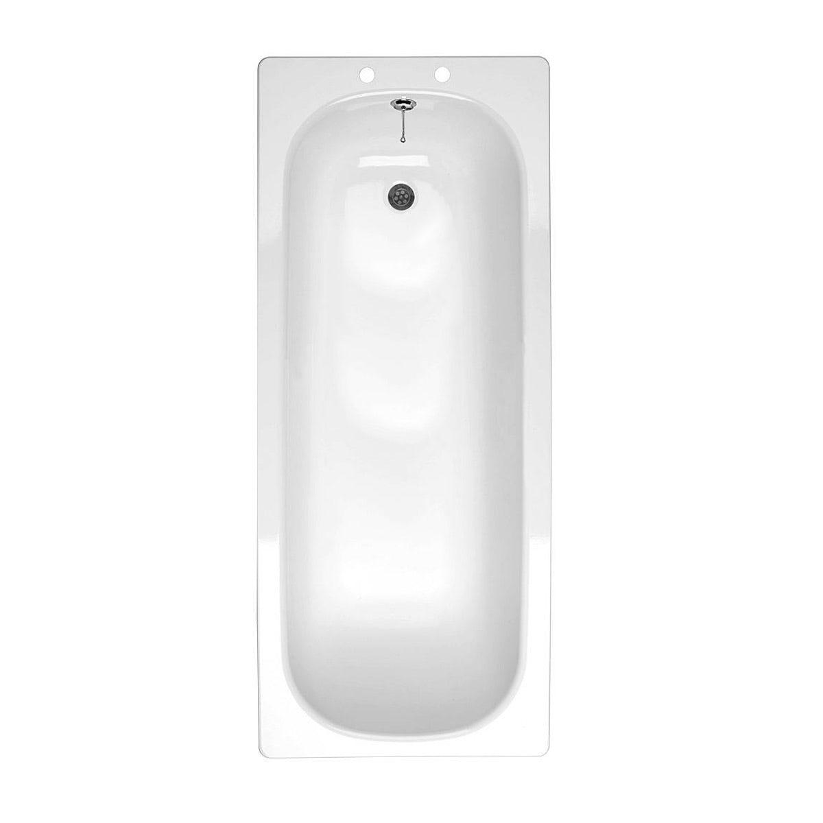 Clarity single ended steel bath