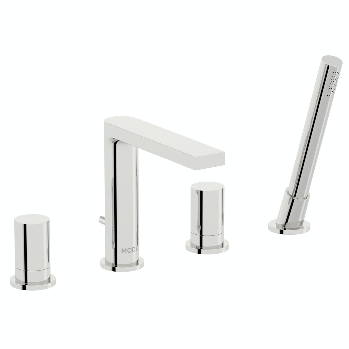 Mode Heath 4 hole bath shower mixer tap