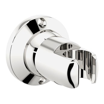 Round hand shower holder