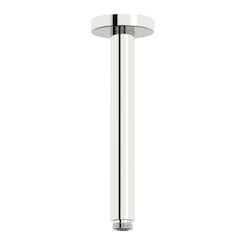 Round ceiling shower arm 200mm