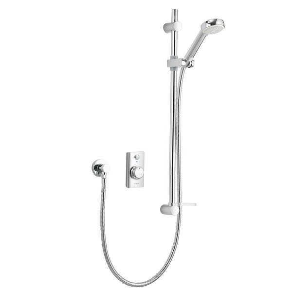 Aqualisa visage digital concealed shower pumped